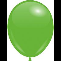"""Воздушные шары 25см ( 10"""" ) зеленые"""
