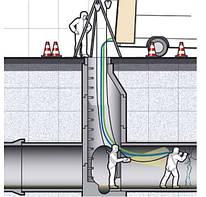 Гидроизоляция: смола CarboPur F: медленно-реагирующая и сильно расширяющ смола(КарбоПур F) Компонент А