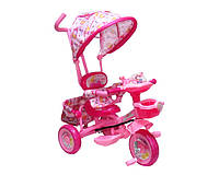 Велосипед трехколесный «Baby Club» BC-17 D Princess Розовый