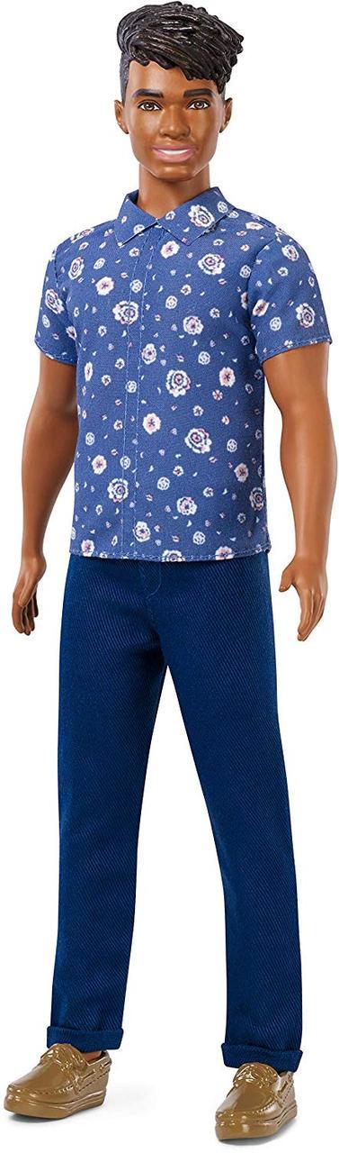 Лялька Барбі Модник Кен Preppy Florals Black Hair 114