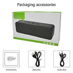 Портативная переносная колонка iHopestar H13 Originalsize Bluetooth Блютуз акустика беспроводная мобильная