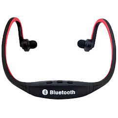 Наушники Sport S-9 Bluetooth Спорт С-9 Оriginal sizeНаушники беспроводные Блютуз наушники Bluetooth наушники