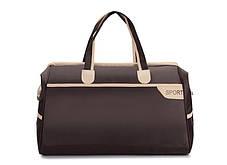 Большая каркасная спортивная дорожная сумка, фото 3