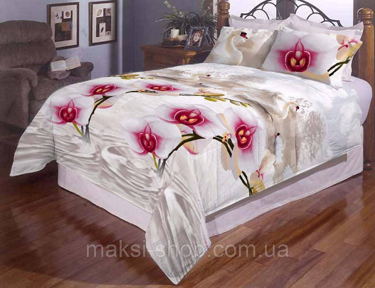 Комплект семейного постельного белья бязь голд (С-0097)