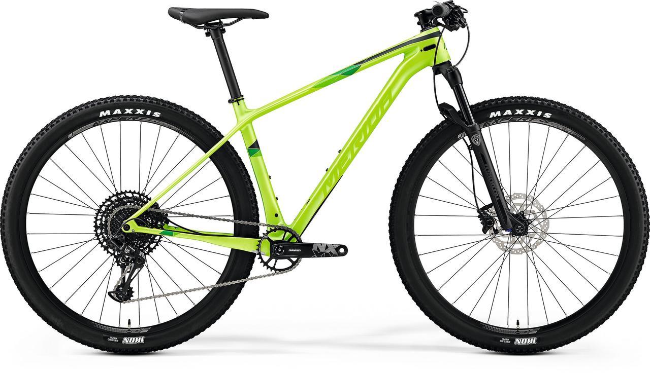 Велосипед горный MERIDA BIG.NINE 4000 2019