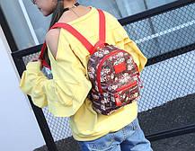 Цветные рюкзаки с принтом, фото 3
