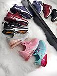 Жіночі кросівки Air Max 270 gray pink. Живе фото, фото 8