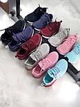 Жіночі кросівки Air Max 270 gray pink. Живе фото, фото 10