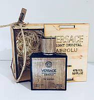 Подарочный набор Дерево VIP VERSACE Bright Crystal Absolu 60ml