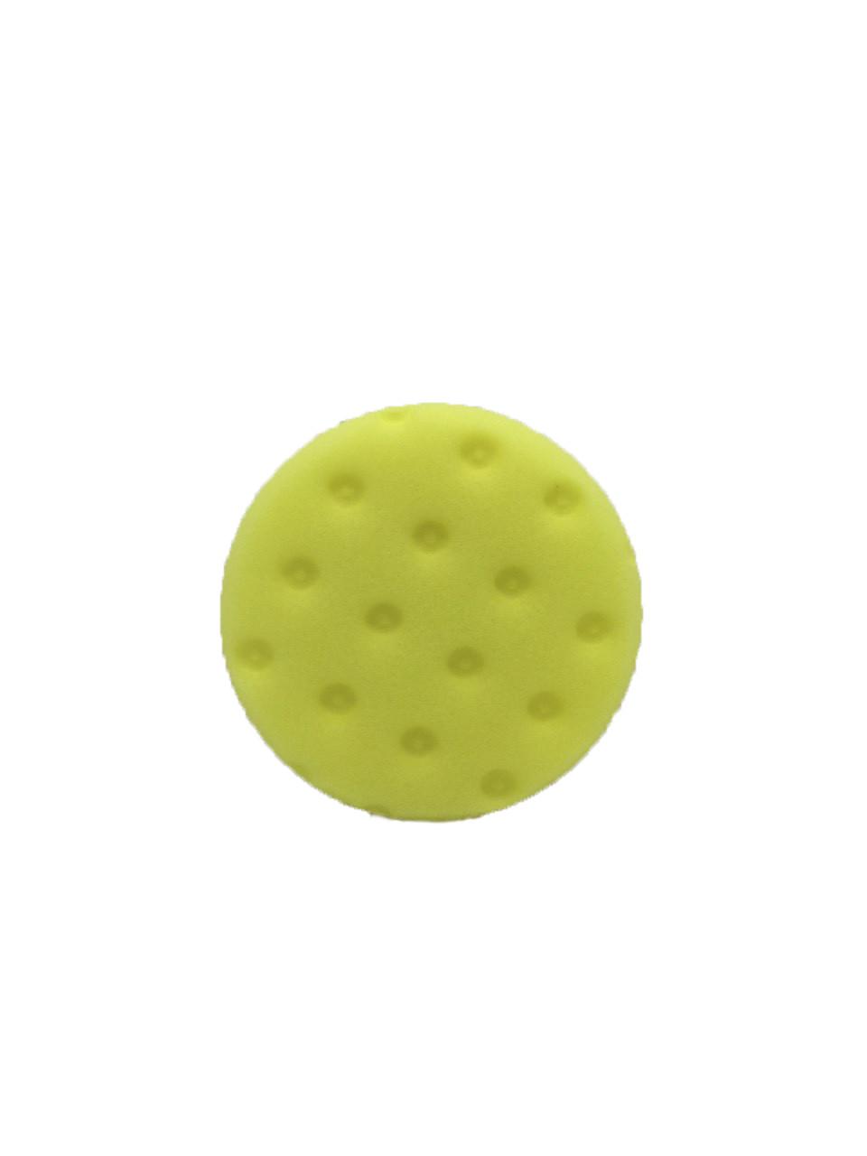 Полировальный круг жесткий - Lake Country Precision Rotary Yellow Foam Cutting 73 мм (PR-54400-CCS)