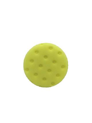 Полировальный круг жесткий - Lake Country Precision Rotary Yellow Foam Cutting 73 мм (PR-54400-CCS), фото 2
