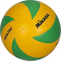 Мяч волейбольный Mikasa MVA 390 CEV Original