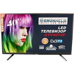 """Телевизор Grunhelm GTV40T2F 40"""" FullHD"""