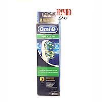 Насадки для зубной щетки Braun Oral-B EB417 Dual Clean - 3 шт., фото 1