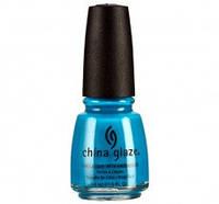 Лак для ногтей China Glaze Nail Lacquer - Aqua Baby