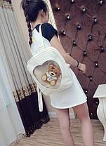 Романтичный рюкзак с прозрачным сердцем, фото 2