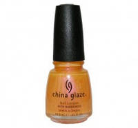 "Лак для ногтей China Glaze - Neon ""Glowing orange"""