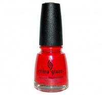 Лак для ногтей China Glaze Red-curl-grl