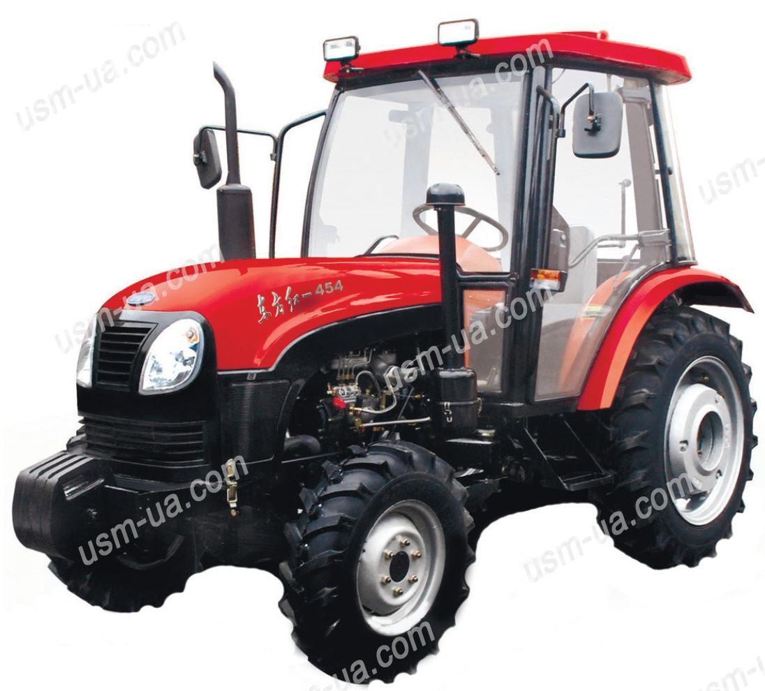 Трактор YTO MF454, фото 1