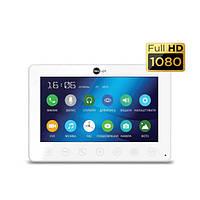 """Цветной видеодомофон NeoLight Omega+ HD, 7"""" TFT LCD экран,Full HD,подсветка кнопок,тонкий корпус"""
