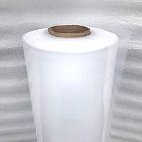 Плёнка белая тепличная, 100мкм, 3м/100м. (прозрачная, полиэтиленовая, парниковая)