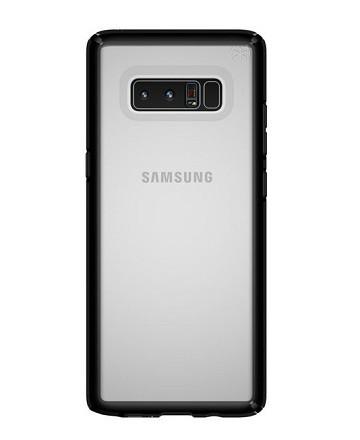 Чехол Speck Presidio Show для Samsung N950 (Note 8) Clear/Black (SP-103789-5905)