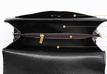 Стильная сумка сундук с тигровым/леопардовым окрасом, фото 3