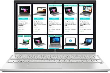 Ноутбук HP Pavilion Laptop 15-cw0034ur (4TV62EA) Silver