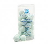 """Дезинфицирующие шарики для воды """"Морская водоросль"""" - Cuccio Naturale Sea Fizz Manicure Sanitizing Soak"""
