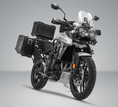 комплект защити мотобайка Triumph Tiger 800800 Xc Sw Motech цена
