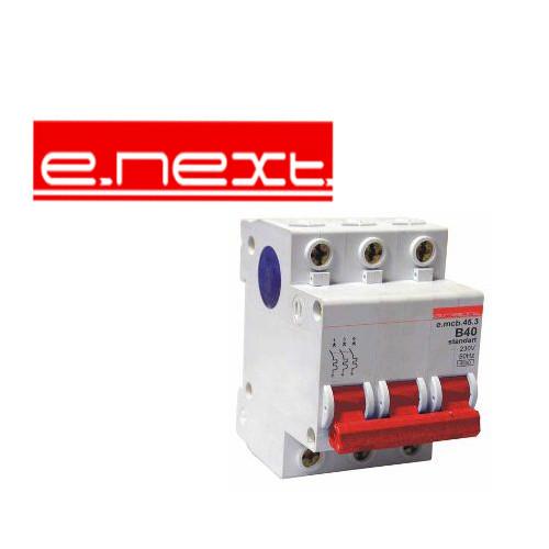 Автоматические выключатели E.NEXT 4.5 кА