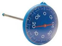 Термометр для бассейна круглый, плавающий Термоглаз