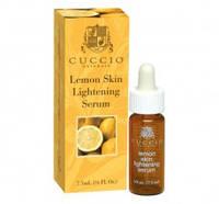 Отбеливающая лимонная сыворотка - Cuccio Naturale Lemon Lightening Serum