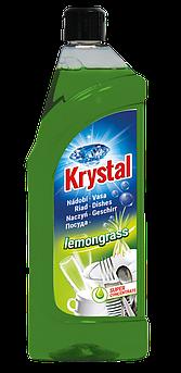 KRYSTAL для миття посуду lemohgrass 750 мл