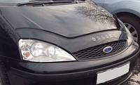 Дефлектор капота (мухобойка) Ford Galaxy I 2000-2006, Vip Tuning, FR25