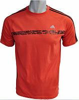Футболка Адидас, Adidas красная мужская футболка, купить оптом футболки