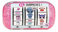 Лол капсула декодер 2 серия LOL Surprise Under Wraps Series Eye Spy 2A Оригинал MGA, фото 3