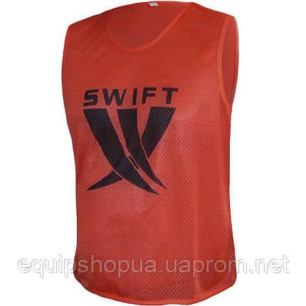 Манишка Swift красная (сетка), фото 2