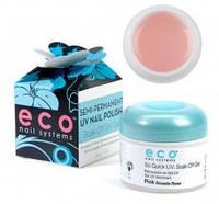 Розовый моделирующий биогель ECO Soak Off