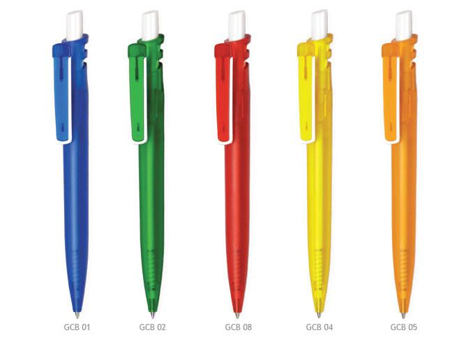 Авторучка пластиковая VIVA PENS Grand Color-Bis