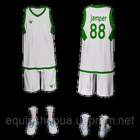 Баскетбольна форма 8 JAMPER