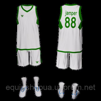 Баскетбольна форма 8 JAMPER, фото 2