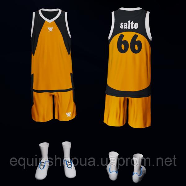 Баскетбольна форма 6 SALTO