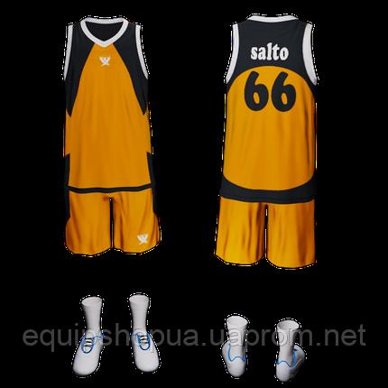 Баскетбольна форма 6 SALTO, фото 2