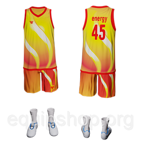 Баскетбольна форма 5 ENERGY