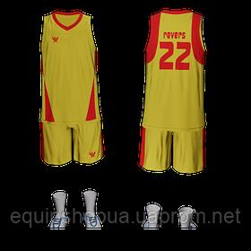Баскетбольна форма РЕВЕРС 2