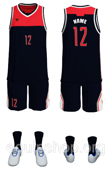 Баскетбольная форма SPLIT