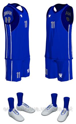 Баскетбольная форма FLEX, фото 2