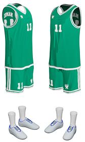 Баскетбольная форма ELITE