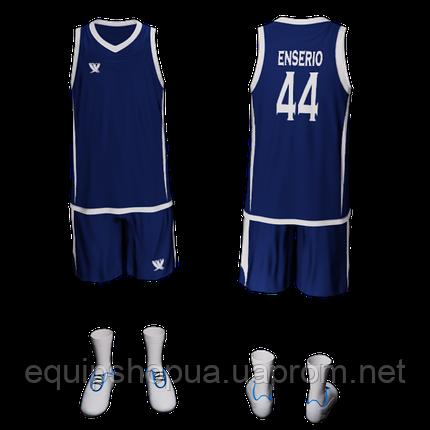 Баскетбольна форма 4 ENSERIO, фото 2